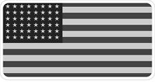 American Flag United States Stars and Stripes Flag Subdued Decal / Sticker