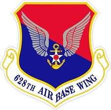 US Air Force USAF 628th Air Base Wing Decal / Sticker