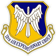 U.S. Air Force 13th Air Expeditionary Group Decal / Sticker
