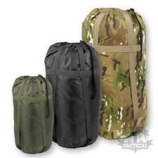 MILITARY STYLE DELUXE SLEEPING BAG COMPRESSION SACK BRITISH ARMY SOFTIE