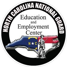 North Carolina National Guard  Decal / Sticker