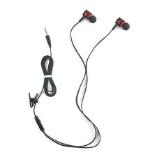 3.5mm In-Ear Earphones Super Bass Headphones Stereo Headset Earbuds With Mic New