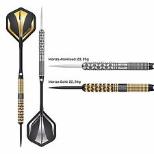 MONZA'S TUNGSTEN DARTS SET Red Dragon™ Dart, Stems, Flights , Case, 22-25g