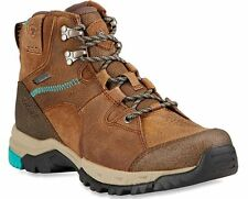 Ariat Women's Skyline Mid GTX Lace Up WP Leather Hiking Boots Taupe 10017287