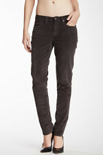 CALVIN KLEIN ULTIMATE SKINNY POWER STRETCH  MICRO CORDUROY JEANS  PANTS (gray)