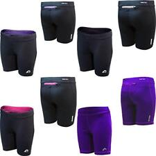 More Mile Ladies Womens More-Tech Short Running Tights Size 8,14