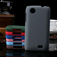 4 Colors Hard Rubber Case Cover Skins For Lenovo A369 A369i