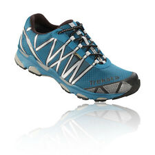Treksta Sync II Mens Blue Gore Tex Trail Running Gym Sports Shoes Trainers