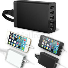 US/EU Plug 3 Port/5 Port USB Charger Ladegerat Ladestation Für iPhone SE 6S LOT