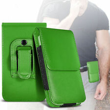 Soft PU Leather Pouch Belt Holster Case Cover For Samsung Galaxy S2 i9100