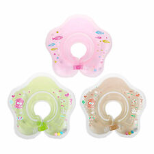 Baby Swim Ring Kids Water Toy Swimming Neck Float Ring Safety  Double Protection