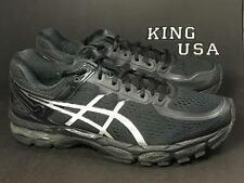 Men's Asics GEL-Kayano 22, T547N, Running Training Shoes, Onyx Black