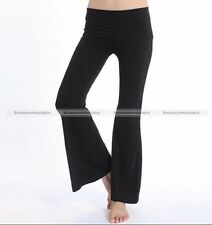Women Practice Casual Cotton Pants Belly Dance Costumes Yoga Clothing M/L