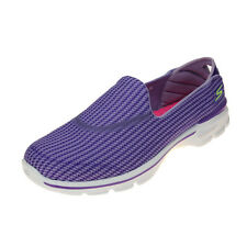 Skechers Go Walk 3 Womens Purple Shoe