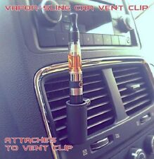 WHOLESALE! 100 Vapor-Sling Vaporizer Car Vent Clip Accessory for $100.00