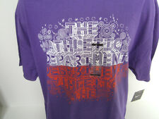 NIKE Mens Puple ATHLETIC DEPT T-Shirt Size XL NWT