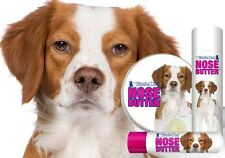BRITTANY SPANIEL NOSE BUTTER® FOR DRY, ROUGH DOG NOSES SCENTED/UNSCENTED