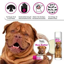 DOGUE DE BORDEAUX NOSE BUTTER FOR DRY FRENCH MASTIFF NOSES TINS/TUBES SCENTED/UN