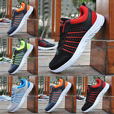 Mens Casual Sport Sneakers Fashion Shoes Men Running Tennis Breathable Shoes