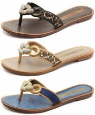 New Grendha Brasil Exotic Thong Womens Flip Flops ALL SIZES AND COLOURS