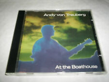 Andy Von Treuberg - At The Boathouse (CD)