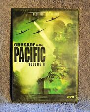 Crusade in the Pacific DVD Volume II, Brand New