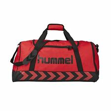Hummel - Authentic Sports Bag Sports Bag True Red Black