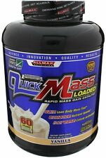 Allmax Nutrition Quickmass Loaded 6 lbs. Weight Gainer Brand New All Flavor