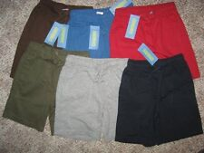 Gymboree 2008 Spring Summer BOYS Cotton KNIT SHORTS elastic WAIST  4  5