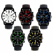 New Male Wrist Watch Men Quartz Stainless Steel Analog Sports Watches Multicolor