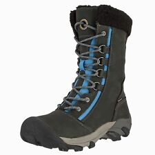 KEEN WOMENS NEW HOODOO HIGH LACE WATERPROOF BREATHABLE WINTER SNOW BOOT 7