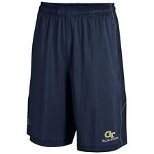 Men's Under Armour Georgia Tech GT Raid Shorts