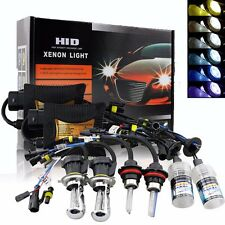 55W HID Xenon Conversion Kit H1 H4 H7 H11 H13 9005 9006 Hi-Lo Bi-Xenon Headlight
