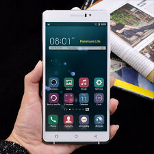 """6"""" Quad Core Android 5.1 Unlocked Dual SIM 3G GSM 8MP Smartphone AT&T Cell Phone"""