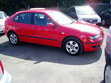 Cheap Small 5 Door Car Seat Leon 1.6 16v  SX 2004 04  Beautiful Condition