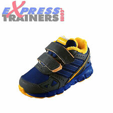 Adidas Infants Toddlers Kids Winter Hyperfast CF Climawarm Velcro AUTHENTIC