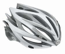 Bell Sweep Road/Mtb Bicycle Cycling Helmet White/Silver