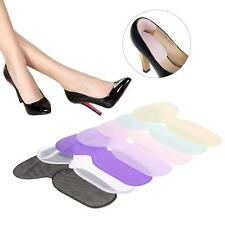 Foot Care High Heel Shoe Insole Cushion Pad Liner Anti-slip Color Randomly D2L0