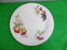 "Royal Doulton Ashberry 10 5/8"" Dinner Plate Made in England"