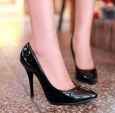 Womens ladies Sweet Candy Pointed Toe stilettos High Heel Pumps Court Shoes