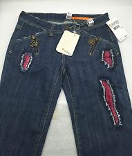 AKDMKS Girl Capri Jeans New with tags