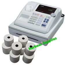TILL ROLLS - Casio 130 CR Cash Register 130CR 130-CR