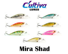 Owner Cultiva Mira Shad Suspending Fry Size Bait **CHOOSE COLOR**