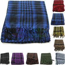 Desert Shemagh Keffiyeh Arab Scraf US Military Utility Airsoft Tactical Ski Gear