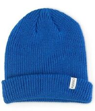Aeropostale Mens Solid Beanie Aero Yellow Or Blue Warm Solid Knit Hat. NWT!