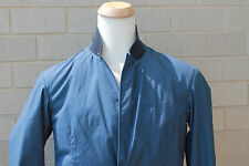 NWT Armani Jeans Jacket single breasted  Blazer SIZE L $285