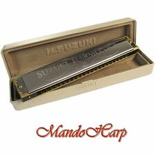 Suzuki Tremolo Harmonica - SUA-23 2 Timer Tremolo (SELECT KEY) NEW