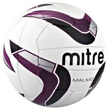 Mitre Malmo 18 Panel Hand Stitched Tough PVC Training  Soccer Ball Football