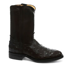 New Grinders 5002 Vegas Black Mens Leather Boots ALL SIZES