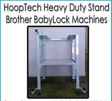 HEAVY DUTY Embroidery Stand for All Brother PR Series 6 and 10 Needle Machines